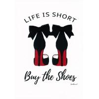 Amanda Greenwood - Buy the Shoes I