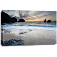 Beach - Rocky Sunset II