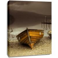 Assaf Frank - Boat on lake