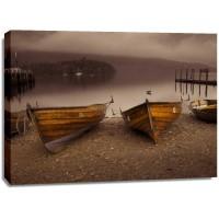 Assaf Frank - Boats on lake
