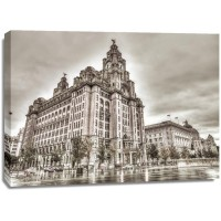 Assaf Frank - Royal Liver Building, Liverpool, FTBR-1866
