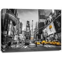Assaf Frank - Traffic signal on broadway Times Square, Manhattan, New York City