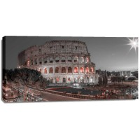Assaf Frank - Famous Colosseum in Rome, Italy