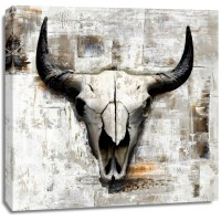 GraphINC - White Cowskull