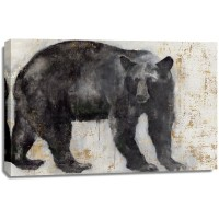 Beverley Hawksley - Bear Crossing II