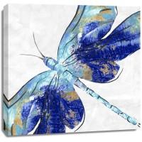 Eva Watts  - Blue Dragonfly