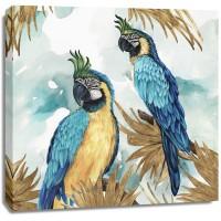 Eva Watts  - Golden Parrots
