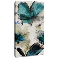 Asia Jensen - Blue Ribbon Blooms I