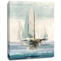 Allison Pearce - Quiet Boats I