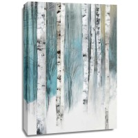 Allison Pearce - Winter Birch