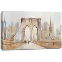 Allison Pearce - Brooklyn Bridge Walkway