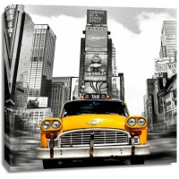 Julian Laurent - Taxi in Time Squares, NYC