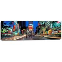 Richard Berenholtz - Times Square facing North NYC