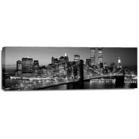 Richard Berenholtz - Brooklyn Bridge to Manhattan
