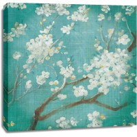 Danhui Nai - White Cherry Blossoms I