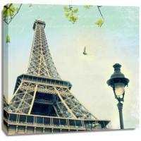 Sue Schlabach - Paris Eiffel Letter