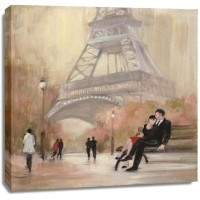 Julia Purinton - Romantic Paris I