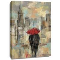 Silvia Vassileva - Rain in the City I