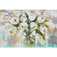 Amanda J. Brooks - Pure Blanc Tulipa