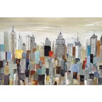 Aziz Kadmiri - New York Skyline