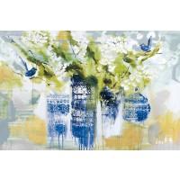A. Jones  - Blue Wrens