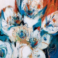 A. Fitzsimmons  - Splashes of Blue