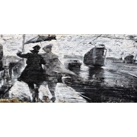 Barna Metodija - Couple Reflection
