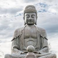 Erin Gunne - Buddha Statue
