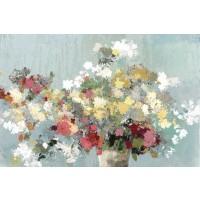 Allison Pearce - Abstract Bouquet III