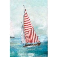 Allison Pearce - Red Sails