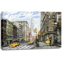 Roger Morrison - Street View Of New York