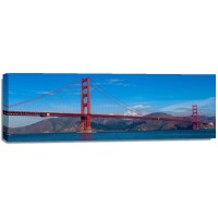 Ilar Alexey - Panaramic View Of Golden Gate Bridge, San Francisco