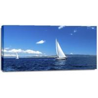 Akim Sahami - Panorama Of Sailing Regatta