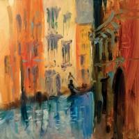 Anne Farrall Doyle - Venice I