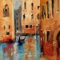 Anne Farrall Doyle - Venice II