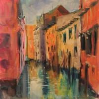 Anne Farrall Doyle - Venice III