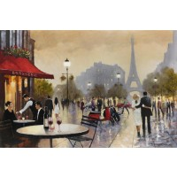 E. Anthony Orme - Paris Stroll