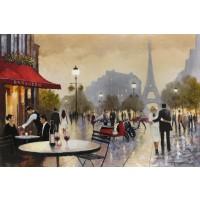 E. Anthony Orme - Paris Stroll