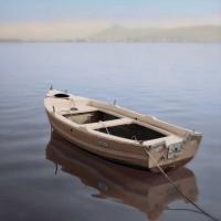 Alan Blaustein - Mediterranean Boat #2