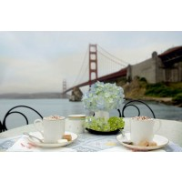 Alan Blaustein - Dream Cafe Golden Gate Bridge - 5