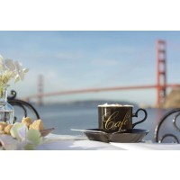 Alan Blaustein - Dream Cafe Golden Gate Bridge - 87