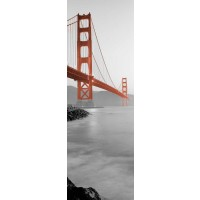 Alan Blaustein - Golden Gate Bridge at Dawn (A)