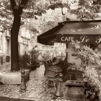 Alan Blaustein - Café, Aix-En-Provence