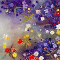 Aleah Koury - Gardens in the Mist X