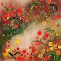 Aleah Koury - Gardens in the Mist XI