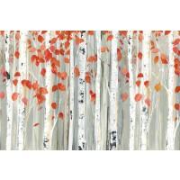Allison Pearce - Red Leaves