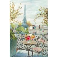 Allison Pearce - Paris at Noon
