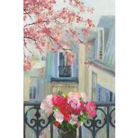 Allison Pearce - Paris in the Spring II