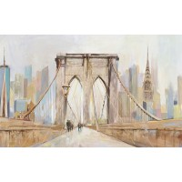 Allison Pearce - Brooklyn Bridge Walkway