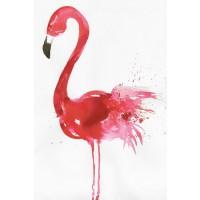 Aimee Wilson - Flamingo Portrait I